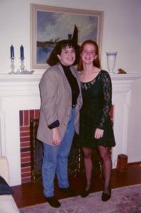 Jean Ann and Christin